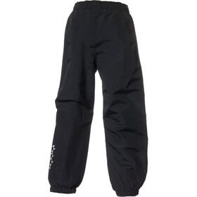 Isbjörn Rain Pants Kinder black